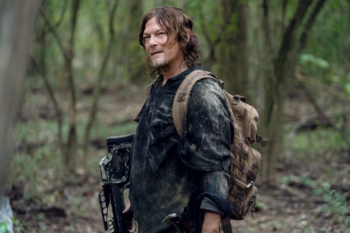 تصاویر جدید The Walking Dead ویلن فصل آخر را نشان میدهد