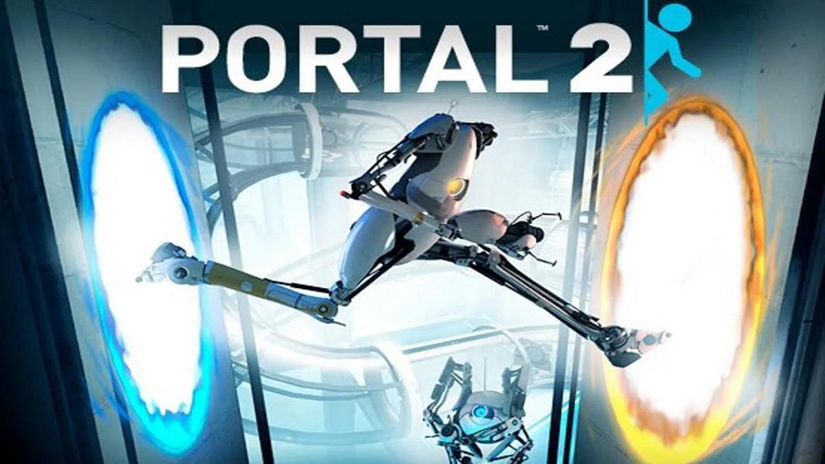 آپدیت جدیدی برای بازی Portal 2 منتشر شد