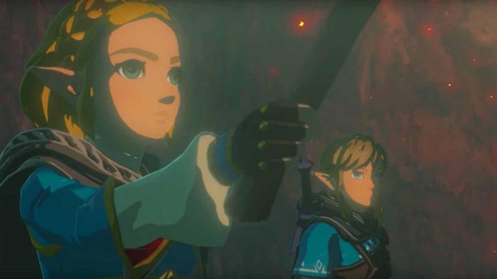 بازی The Legend of Zelda