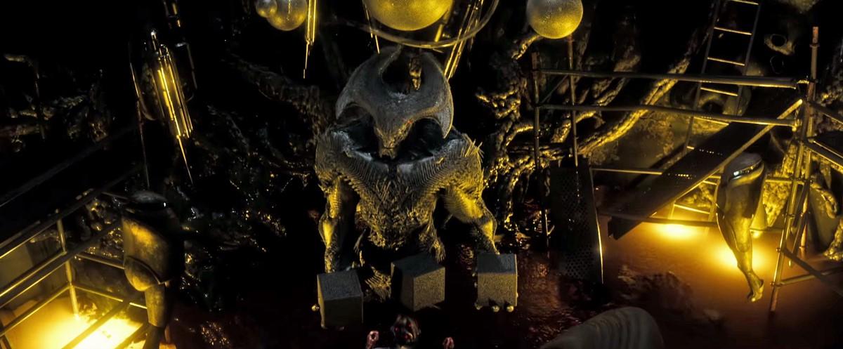 استپنولف در فیلم Batman v Superman: Dawn of Justice