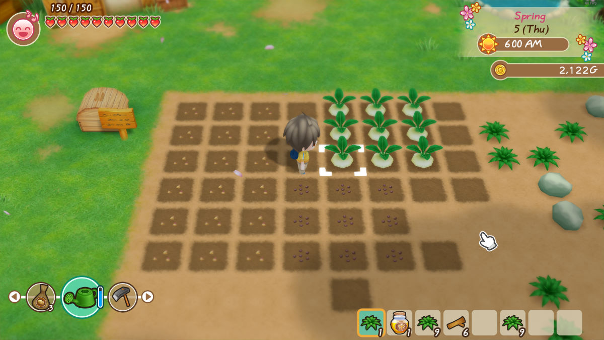 بازی Story of Seasons