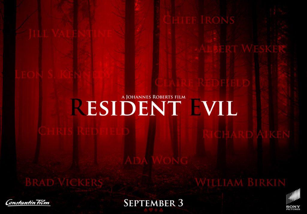 فیلم Resident Evil
