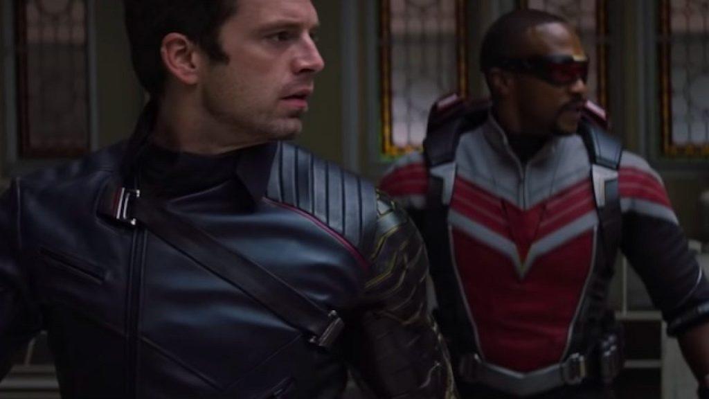 The Falcon & Winter Soldier