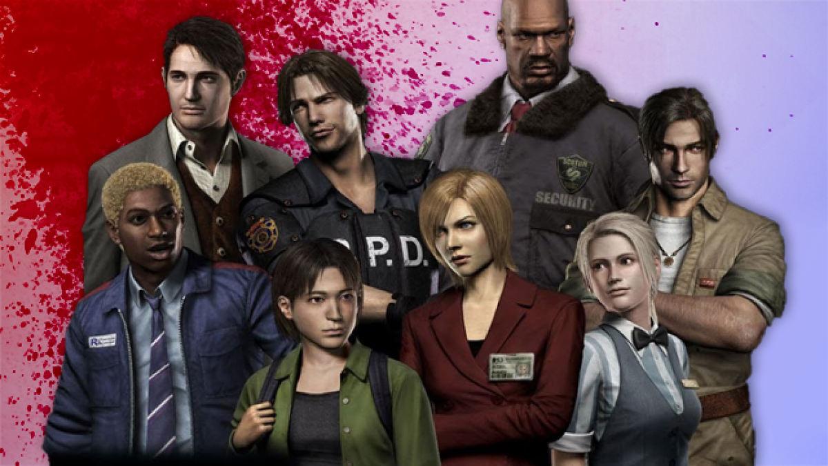 بازی Resident Evil Outbreak