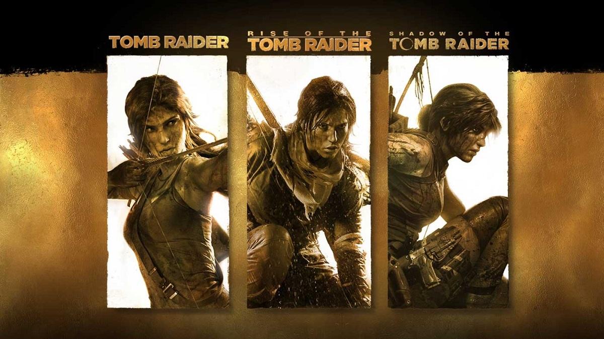 سهگانه Tomb Raider