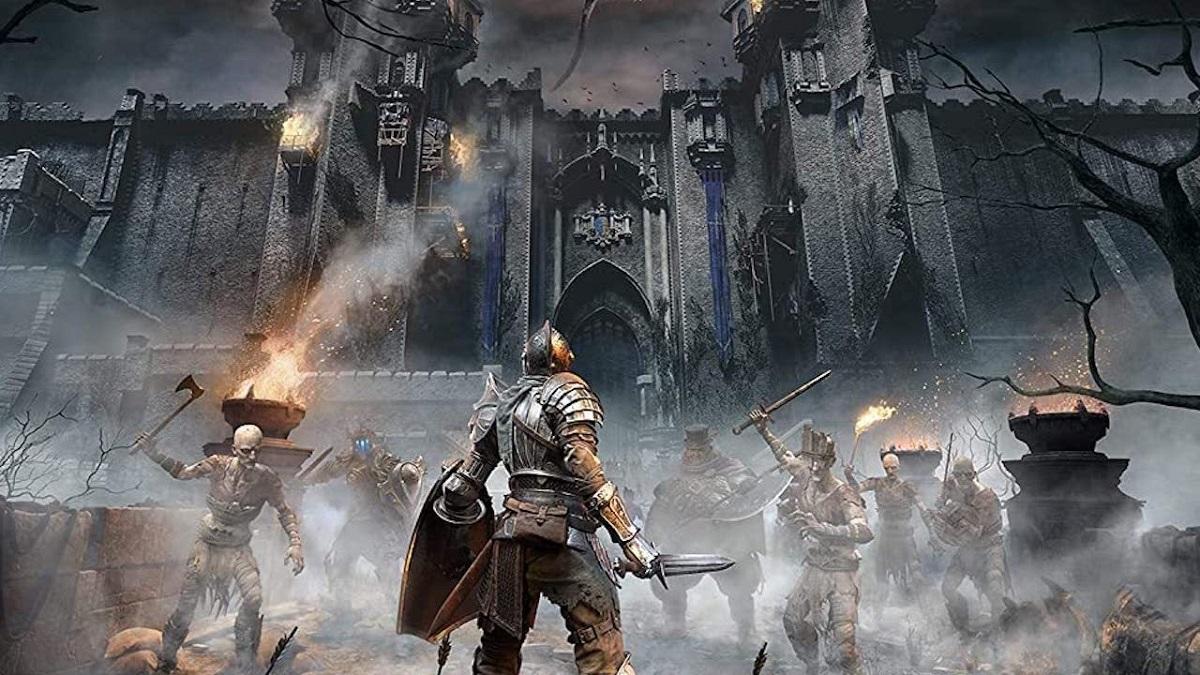 فیلمی براساس بازی Demon's Souls ساخته خواهد شد