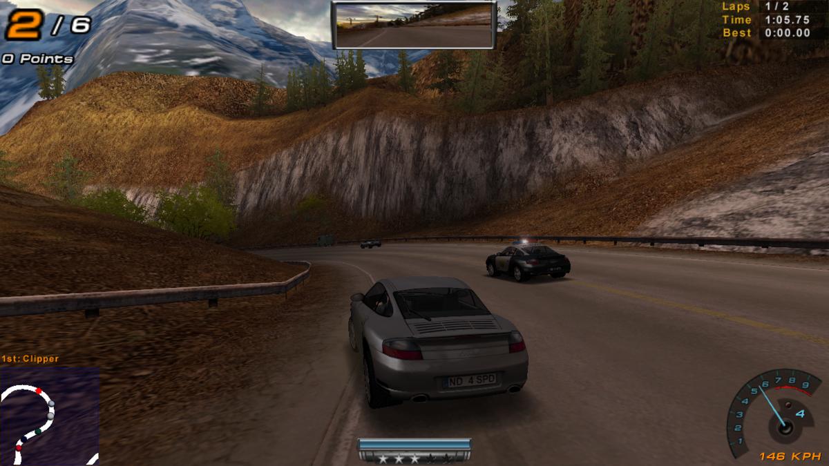 بازی Need for Speed: Hot Pursuit 2