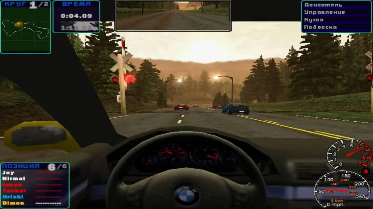 بازی Need for Speed: High Stakes