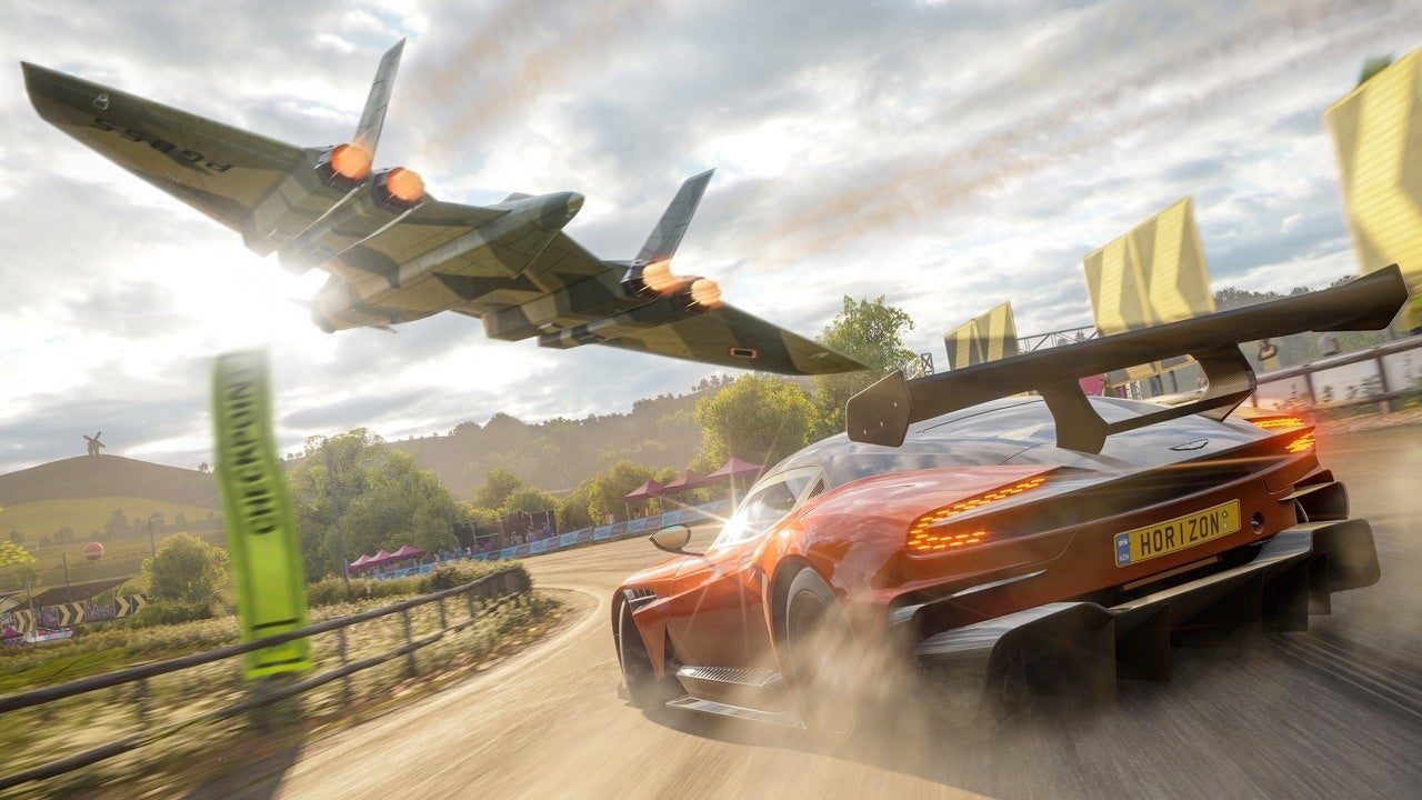 Forza Horizon 4 به یکی از محبوبترین عناوین استیم تبدیل شده است