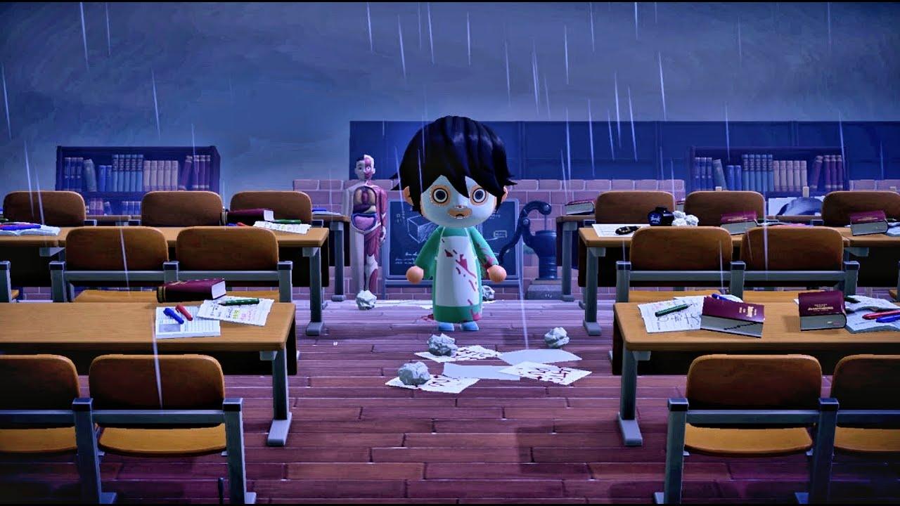 فیلم ترسناک Animal Crossing