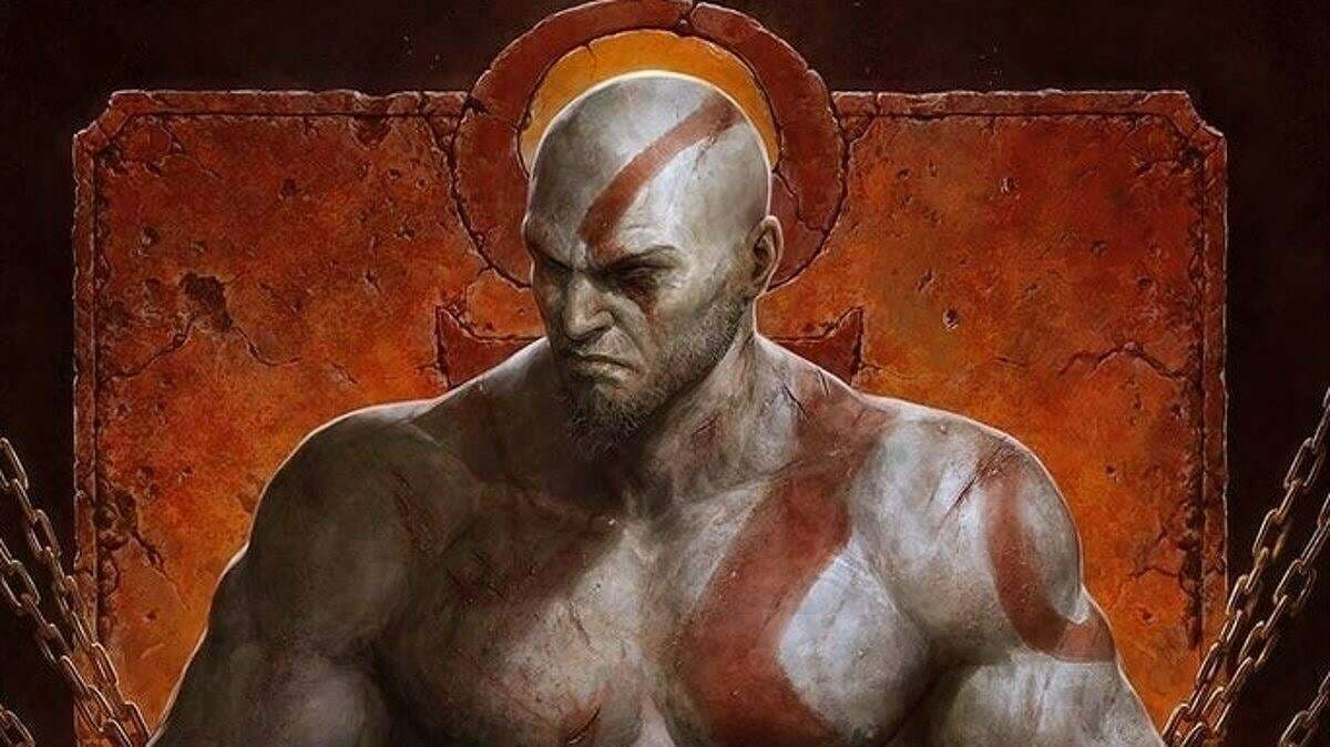 کمیک God of War