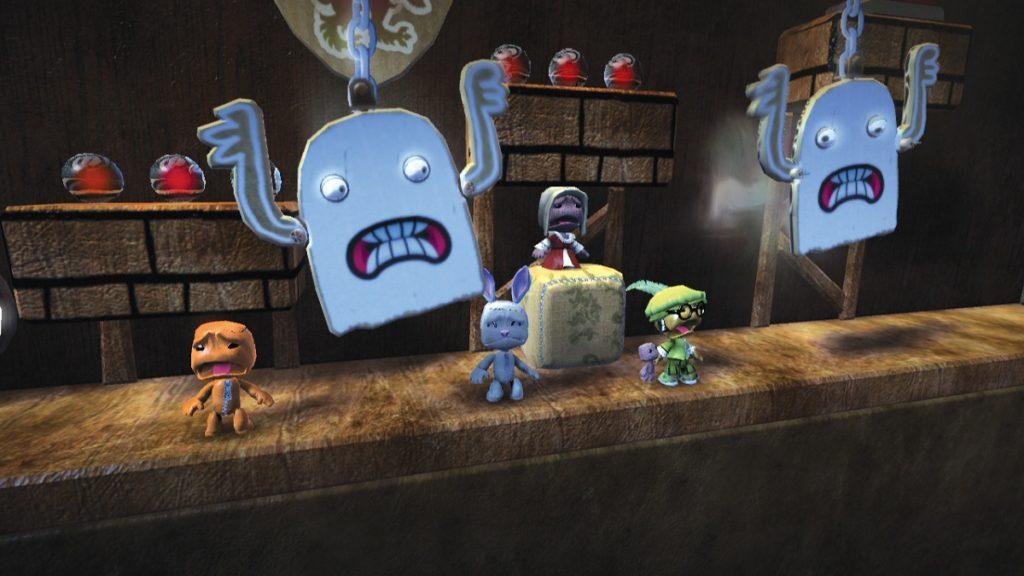 بازی LittleBigPlanet