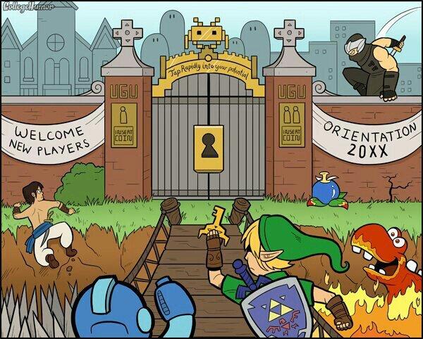 دانشگاه بازی