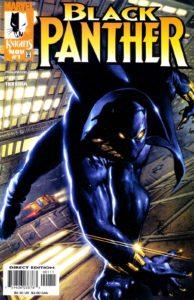 کاور شماره ۱ کمیک Black Panther؛ اولین حضور دورا میلاژه در دنیای کمیکها (برای دیدن سایز کامل روی تصویر کلیک کنید)