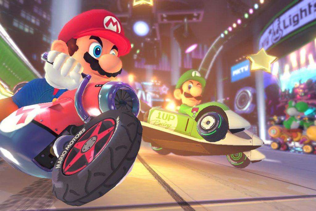 بازی Mario Kart 8