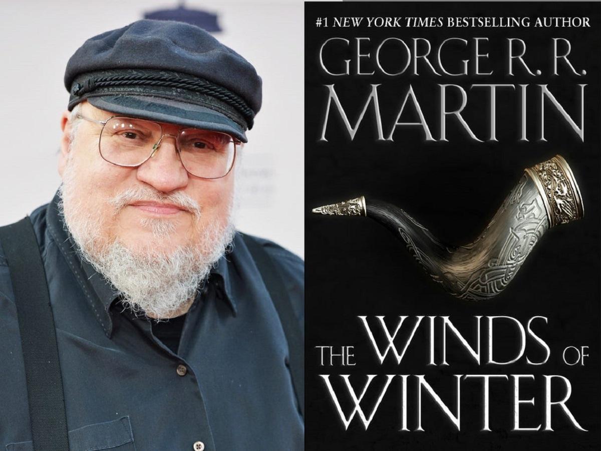 شایعه: نگارش کتاب The Winds of Winter با تاخیر مواجه شده است