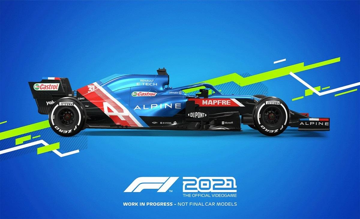 بازی F1 2021