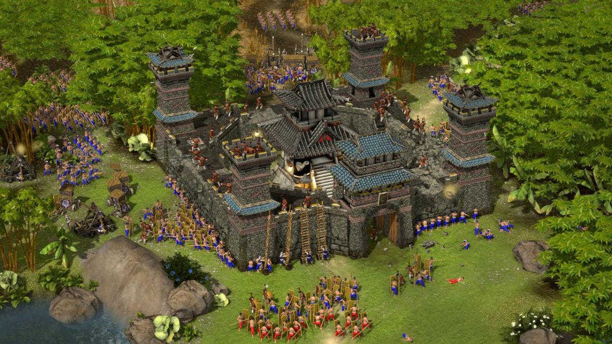 بازی Stronghold Warlords