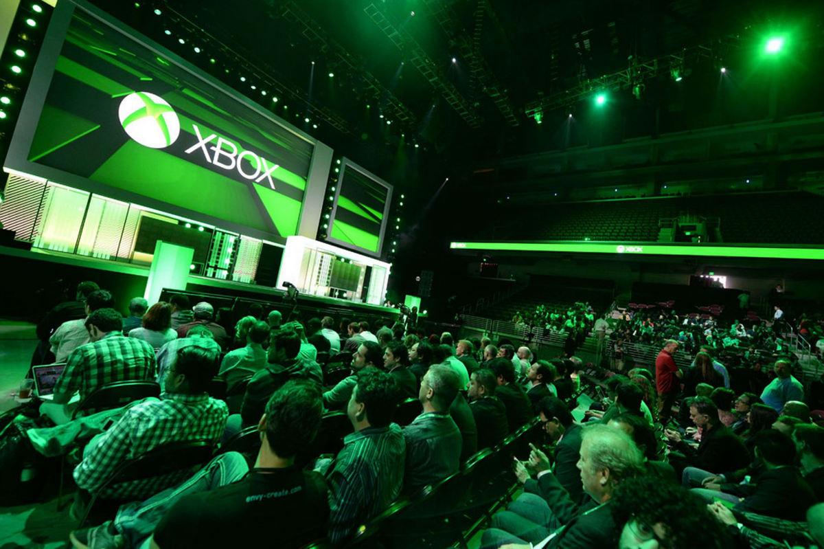 کنفرانس مایکروسافت در E3