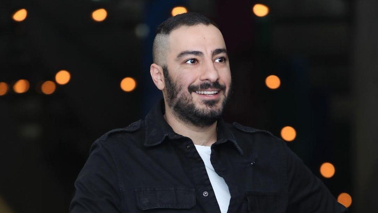 نويد محمدزاده در سریال آكتور بازی میکند