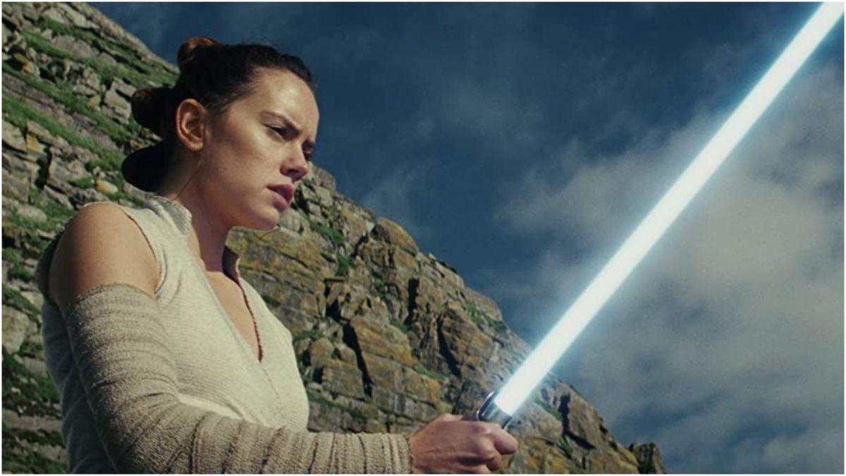 دیزنی یک لایتسیبر واقعی از Star Wars ساخته است