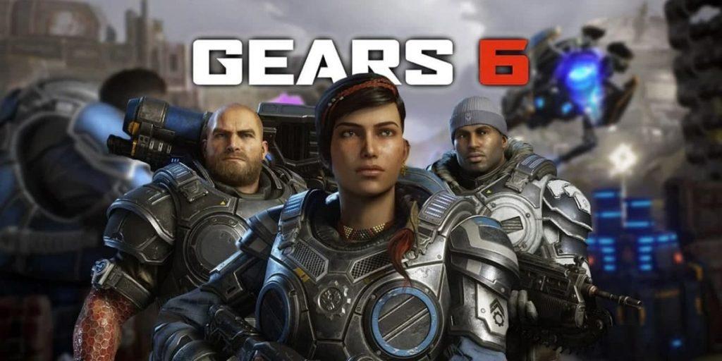 بازی Gears 6