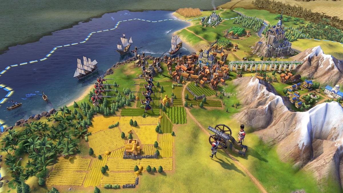 آخرین بروزرسانی رایگان بازی Civilization 6 به زودی منتشر خواهد شد