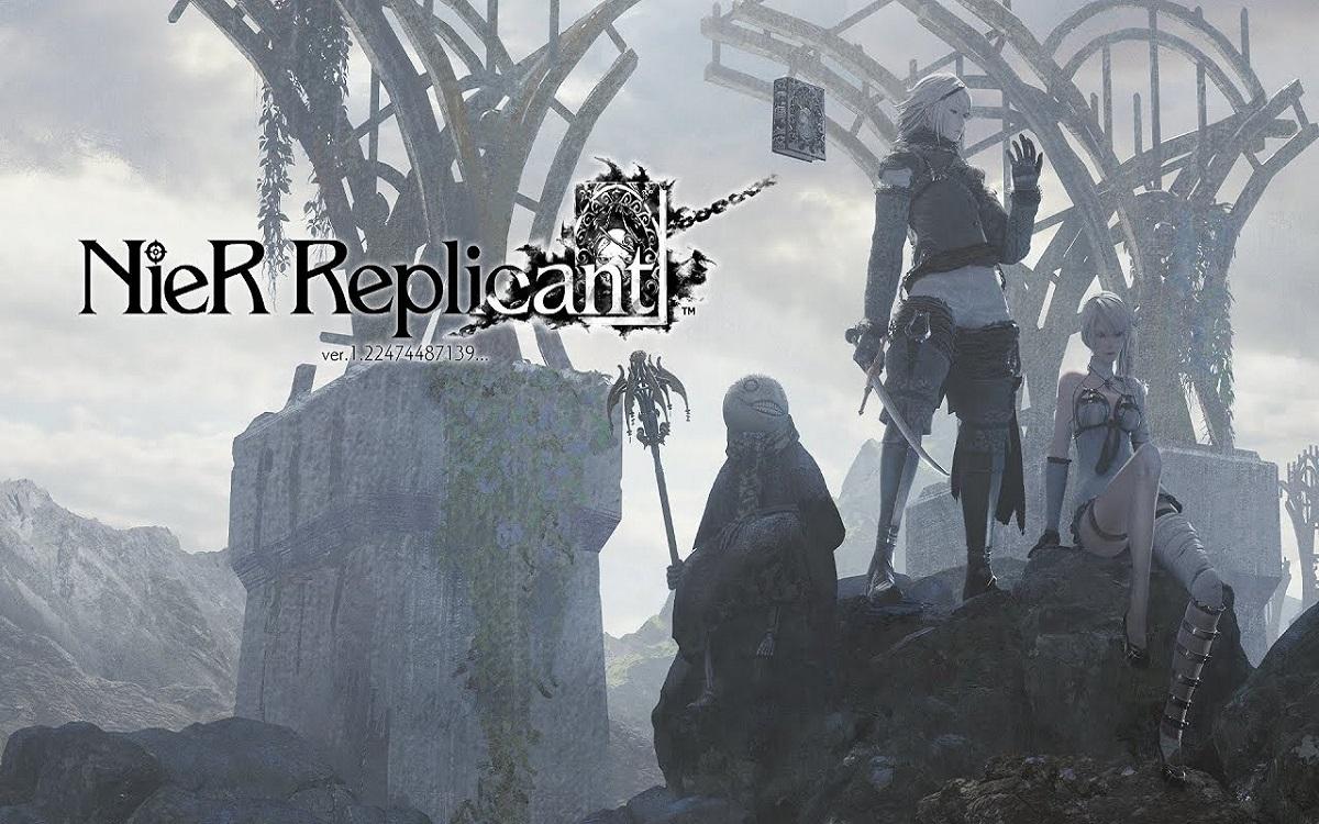بازی NieR Replicant