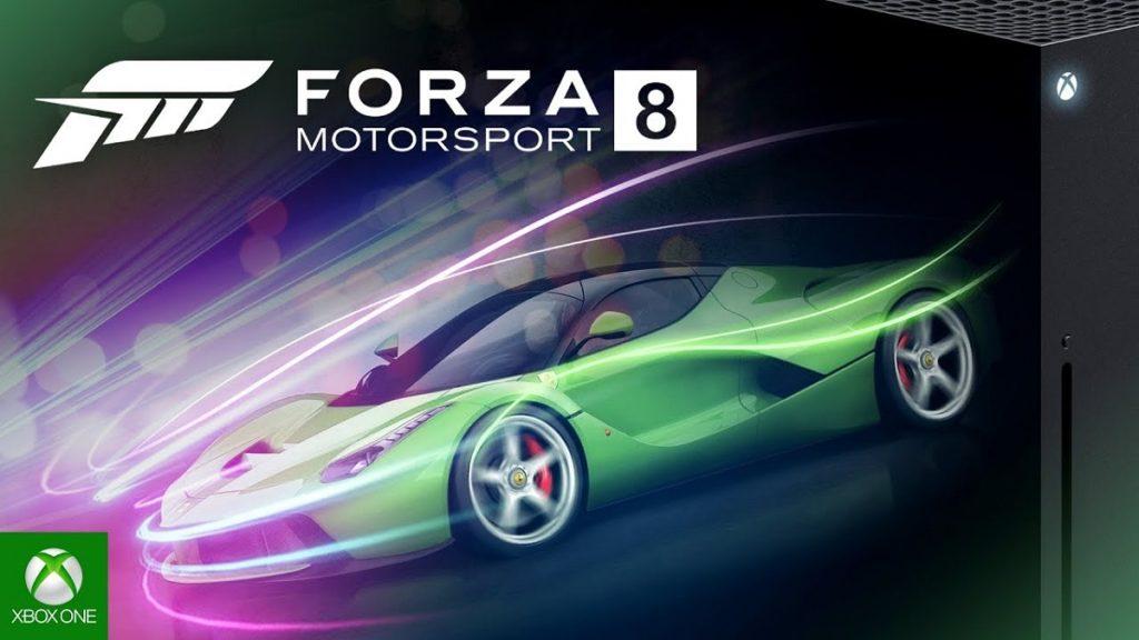 بازی Forza Motorsport 8