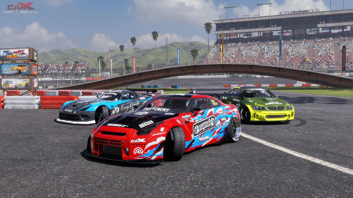 بازی CarX Drift Racing Online