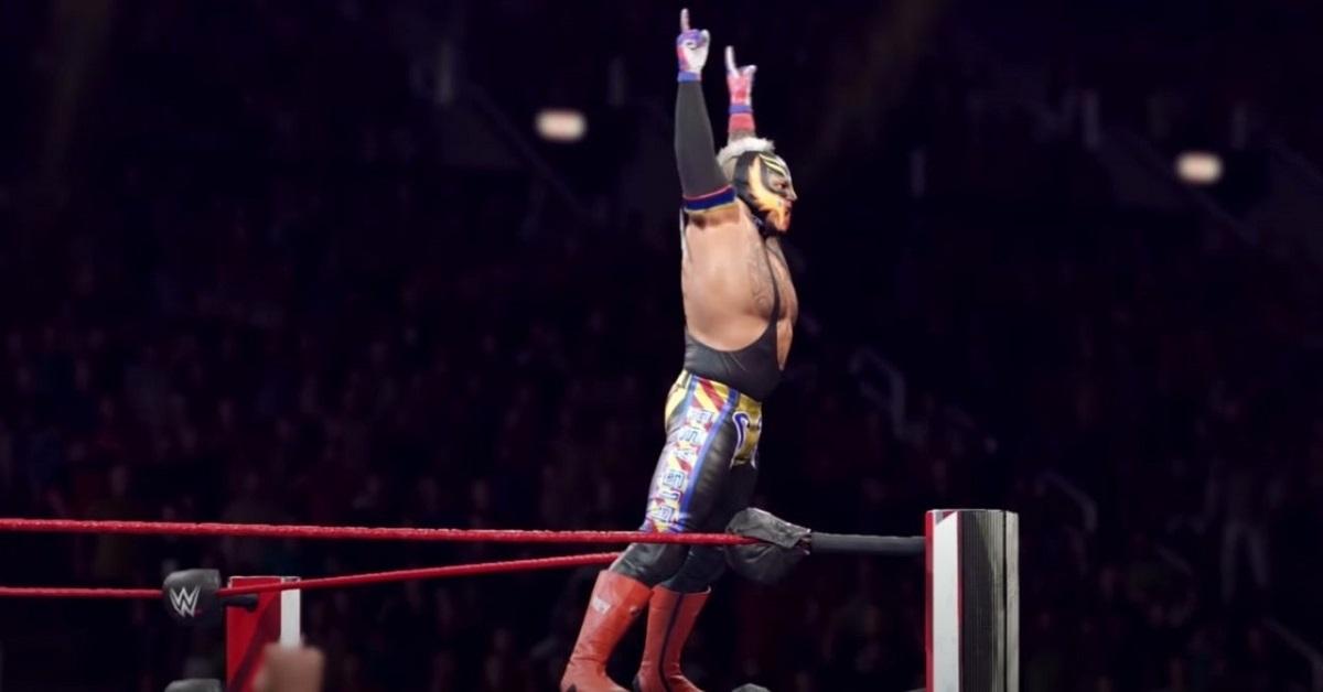 بازی WWE 2K22 در رویداد WrestleMania 37 معرفی شد
