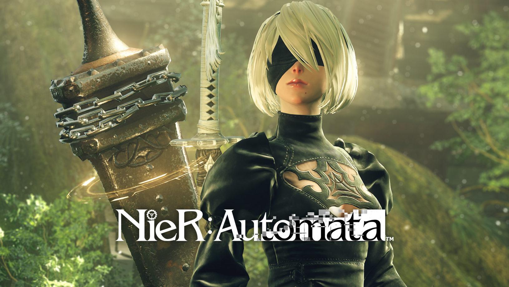 بازی NieR:Automata در استیم