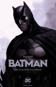 کاور شماره ۱ کمیک Batman: The Dark Prince Charming (برای دیدن سایز کامل روی تصویر کلیک کنید)