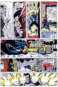 قتل به جرم آشغال ریختن در شماره ۸۲ کمیک Peter Parker, The Spectacular Spider-Man (برای دیدن سایز کامل روی تصویر کلیک کنید)