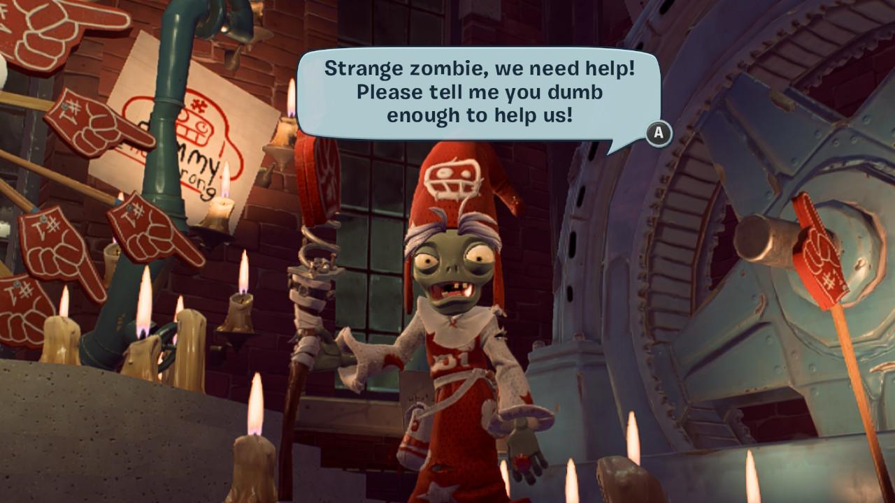بازی Plants vs Zombies