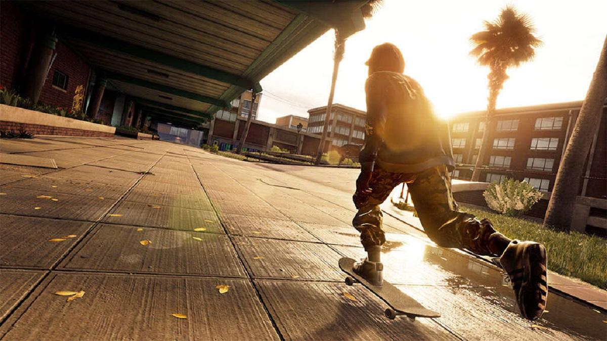 بازی Tony Hawk's Pro Skater
