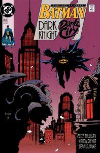 کاور شماره ۴۵۲ کمیک Batman (برای دیدن سایز کامل روی تصویر کلیک کنید)