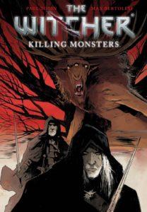 کاور کمیک The Witcher: Killing Monsters (برای دیدن سایز کامل روی تصویر کلیک کنید)