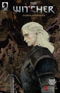 کاور شماره ۱ کمیک The Witcher: Fading Memories (برای دیدن سایز کامل روی تصویر کلیک کنید)