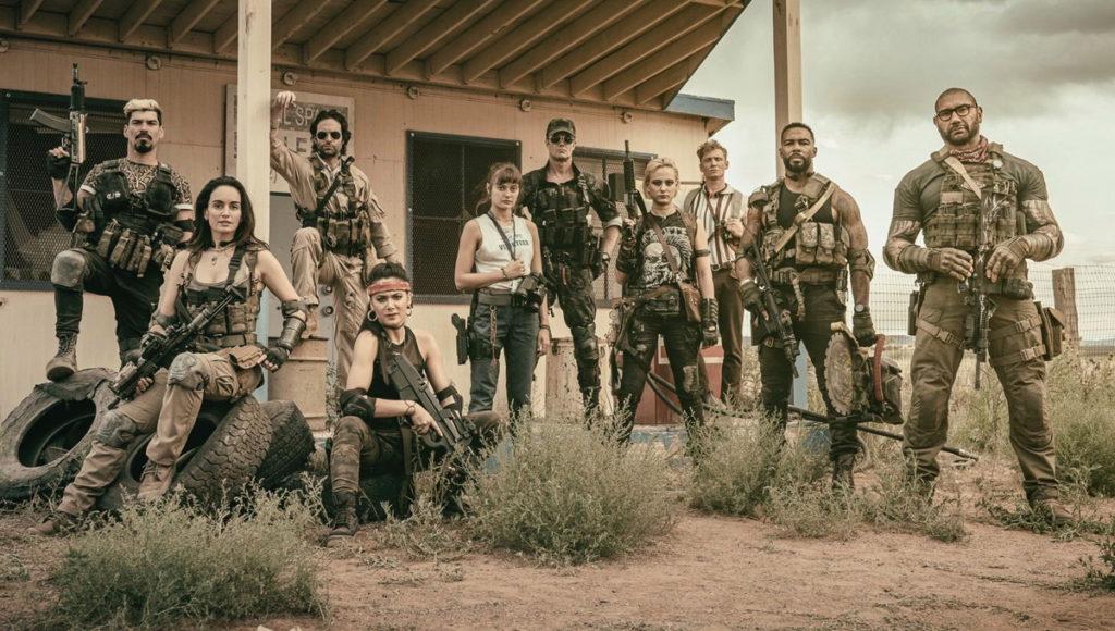 نقد فیلم Army of the Dead