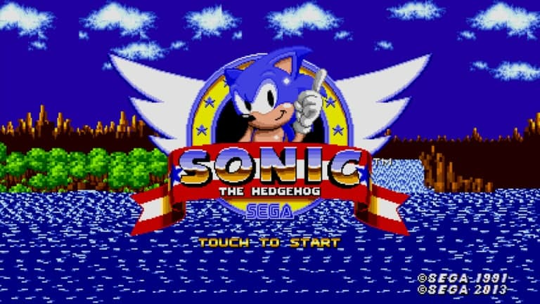 بازی Sonic the Hedgehog