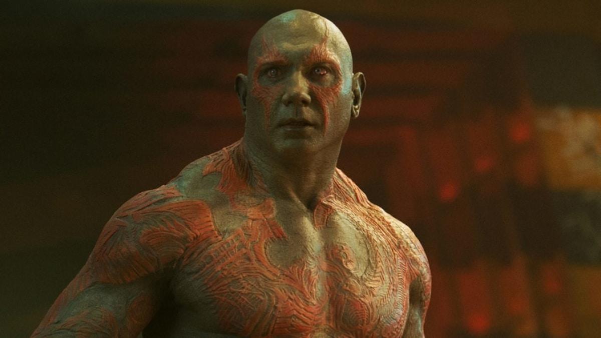 دیو باتیستا بعد از Guardians of the Galaxy 3 با دنیای سینمایی مارول خداحافظی میکند
