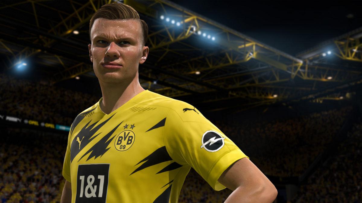 آیتمهای تزئینی FIFA 21 حالا بدون لوت باکس قابل خرید هستند
