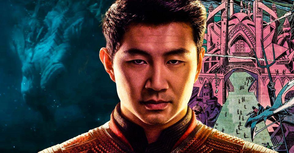 تریلر دوم فیلم Shang-Chi به شهر افسانهای آتلانتیس اشاره دارد