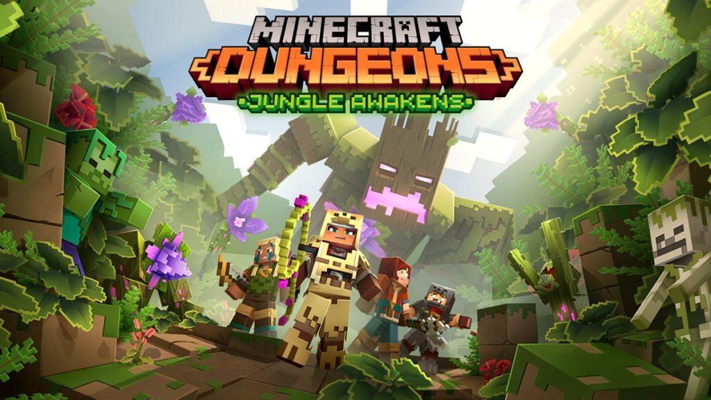 بازی Minecraft Dungeon