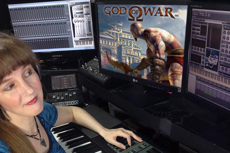 آهنگسازی بازی