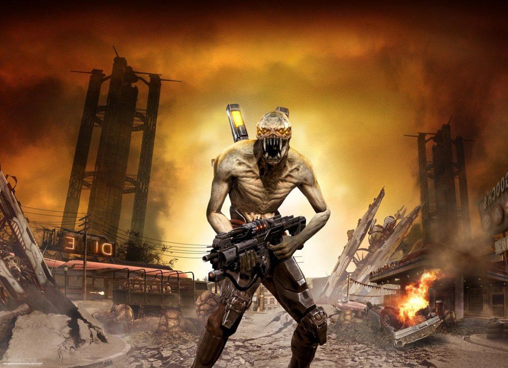 بازی Resistance 4