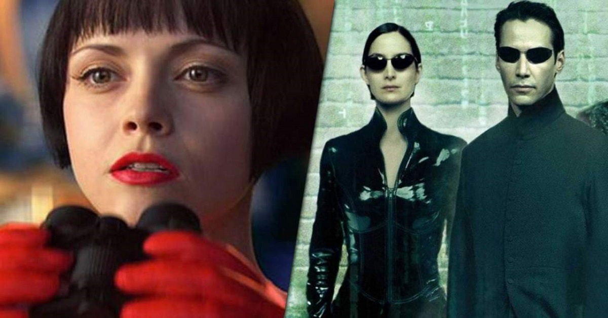 کریستینا ریچی به فیلم ماتریکس 4 پیوست