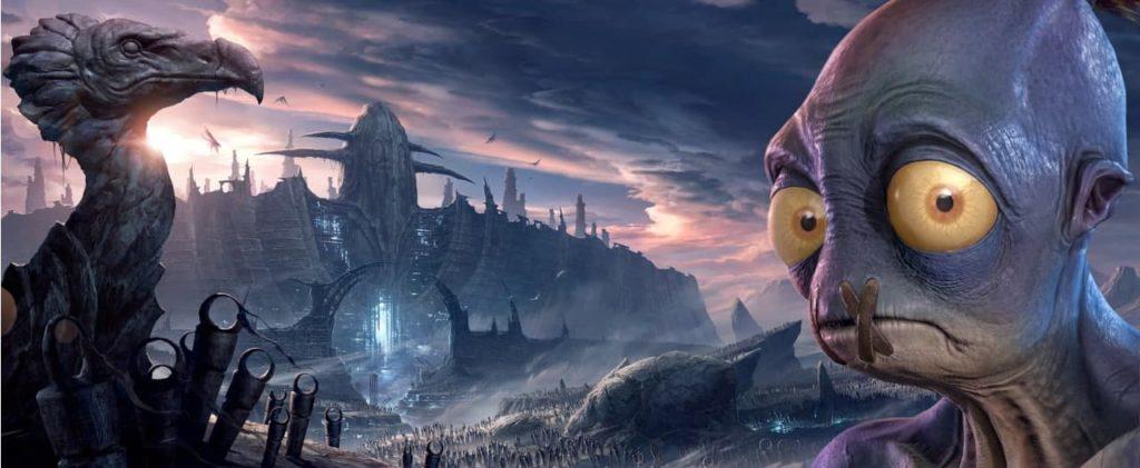 بازی Oddworld Soulstorm