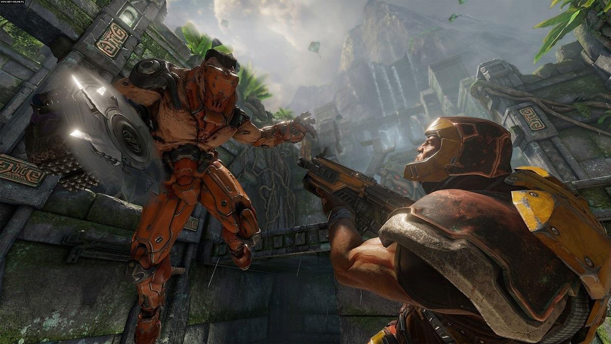 ریبوت بازی Quake در دست ساخت قرار دارد